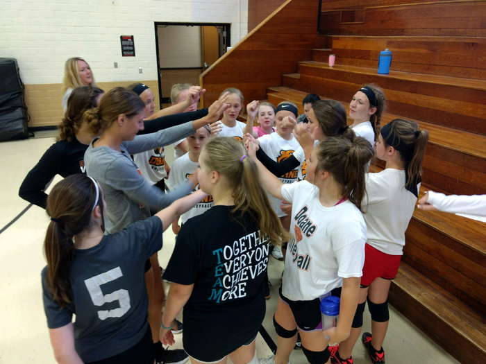 Day 3 EM VB Camp JH