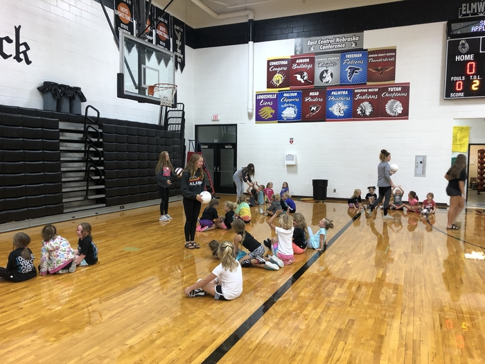Little Knights Volleyball Camp