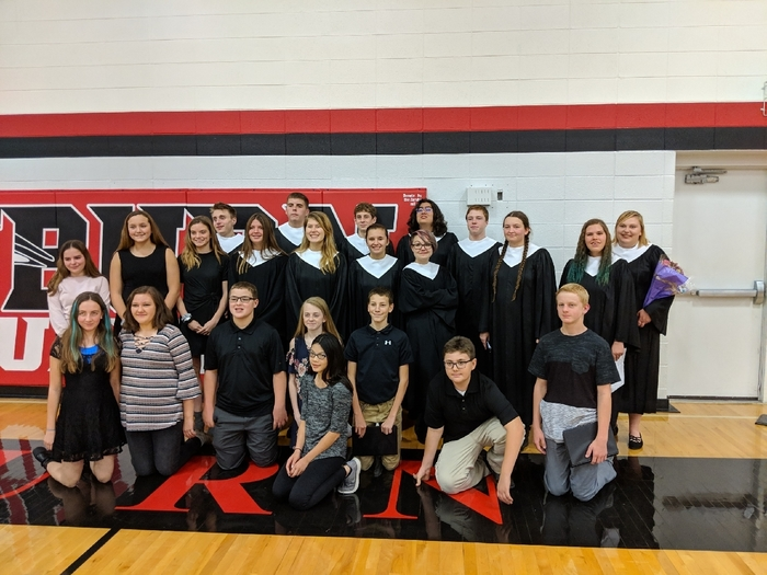 ECNC Honor Choir