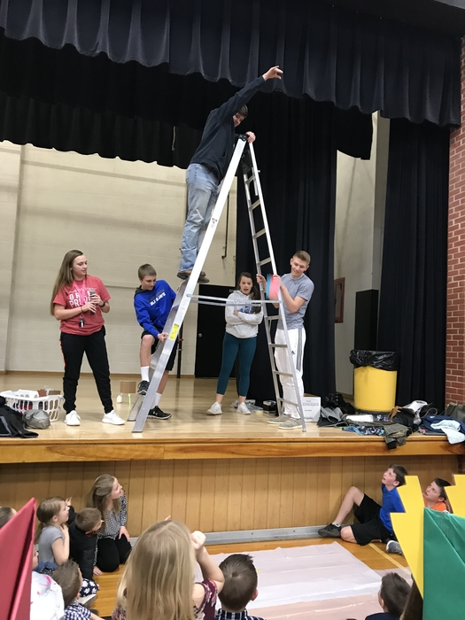 Science Fair Egg Drop