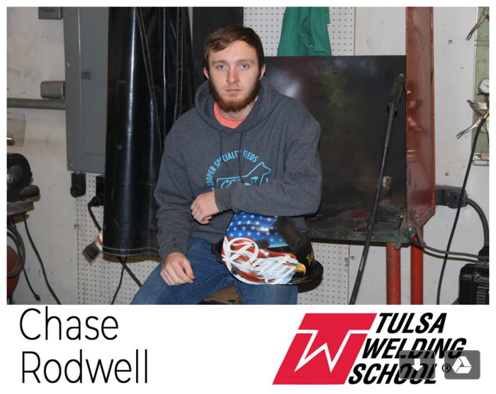 Senior Spotlight Chase Rodwell
