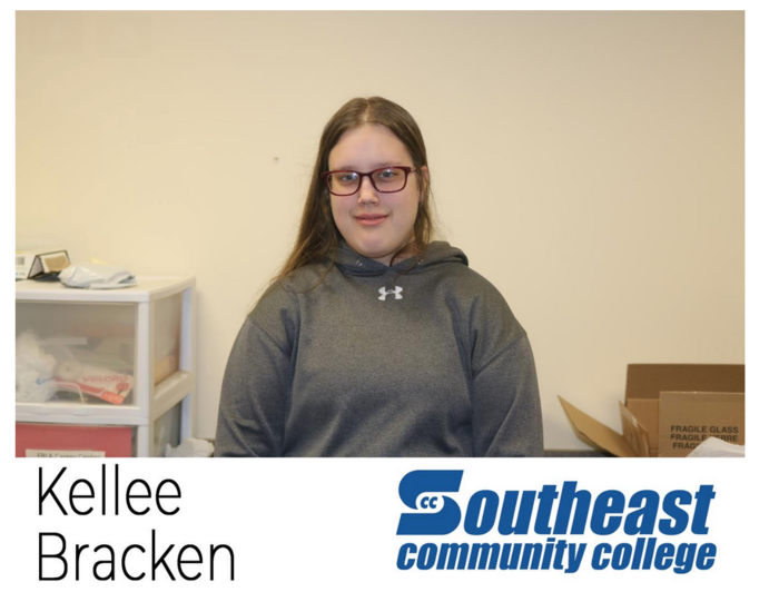 Senior Spotlight Kellee Bracken