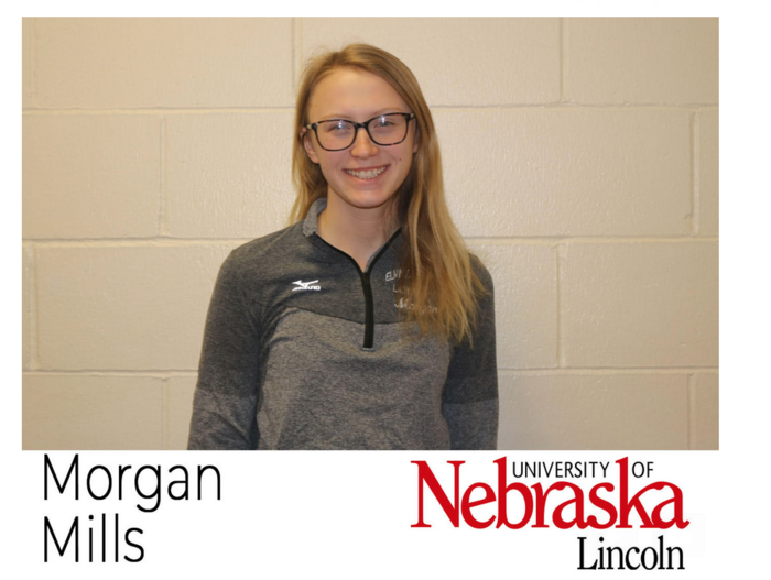 Senior Spotlight Morgan Mills