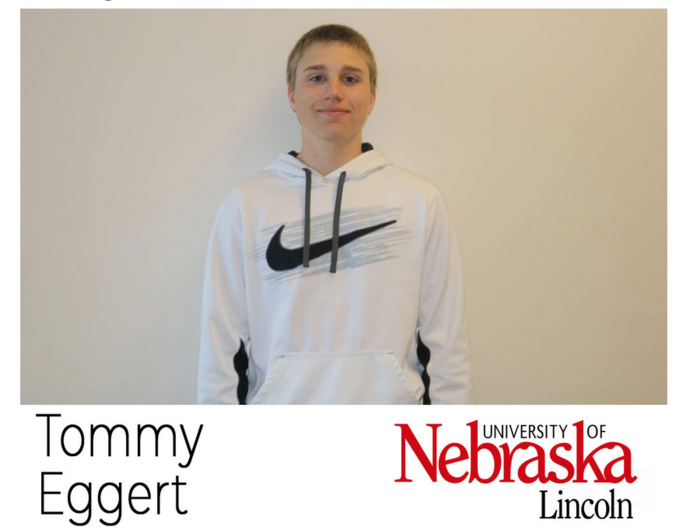 Senior Spotlight Tommy Eggert