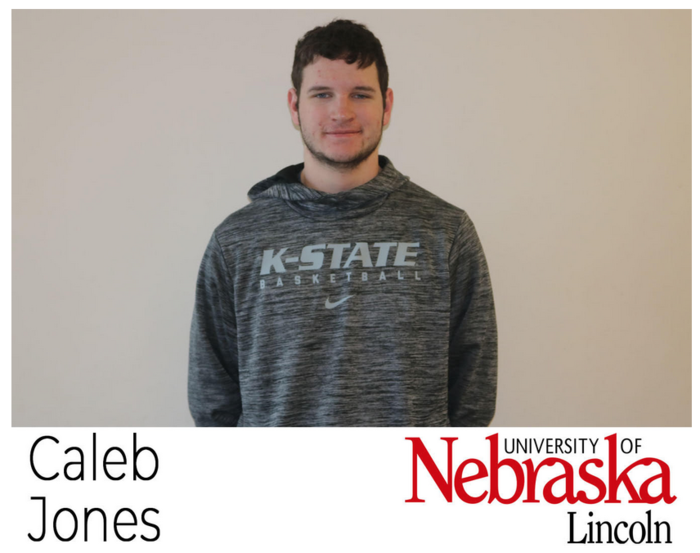 Senior Spotlight Caleb Jones