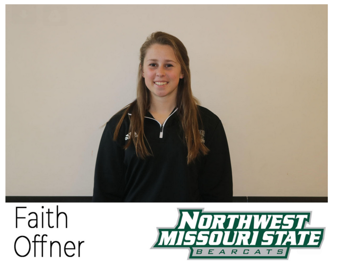 Senior Spotlight Faith Offner
