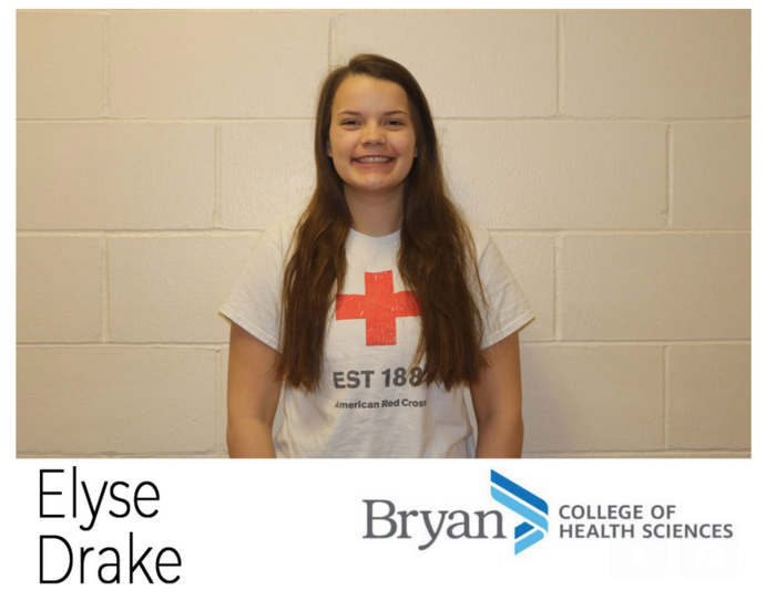 Senior Spotlight Elyse Drake