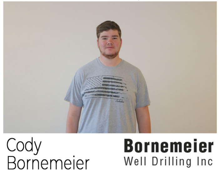Senior Spotlight Cody Bornemeier