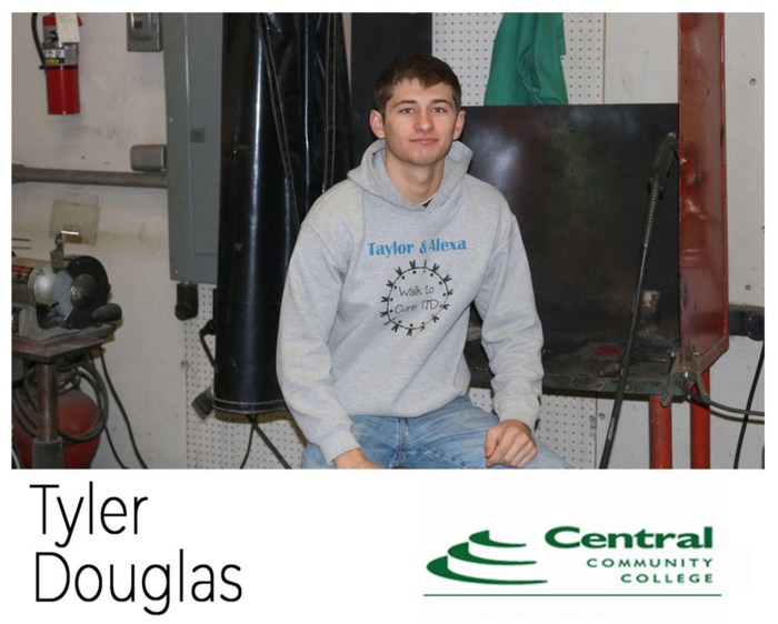 Senior Spotlight Tyler Douglas